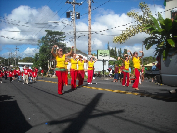 Pahoa Christmas Parade 2021