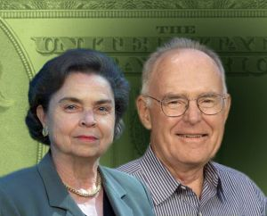 Betty and Gordon Moore