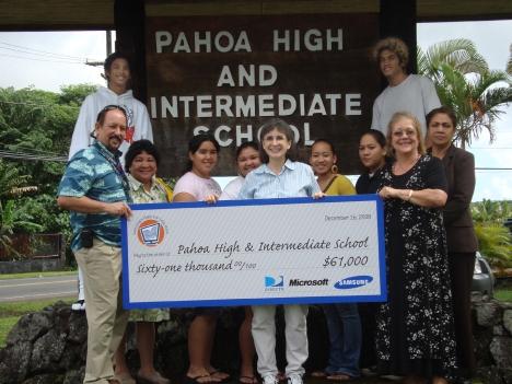 samsung hope education essay contest