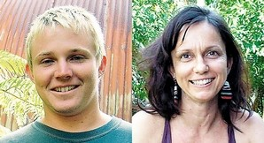 Graham McCumber, 24, and Silka Strauch, 38, are both in a Big Island hospital, comatose for weeks after contracting rat lungworm disease.