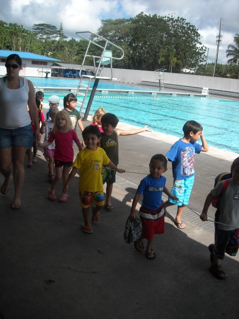 Montessori Country School at the Pahoa Aquatic Center
