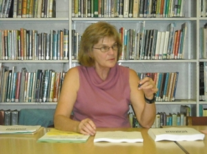 Suzanne Marinelli Describes the Legislative Process at the Pahoa Library