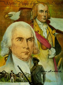 James Madison, chief author of the Bill of Rights