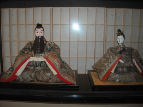 Japanese Dolls at the Waikoloa