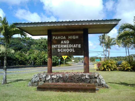 Pahoa High and Intermediate