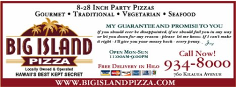 Big Island Pizza