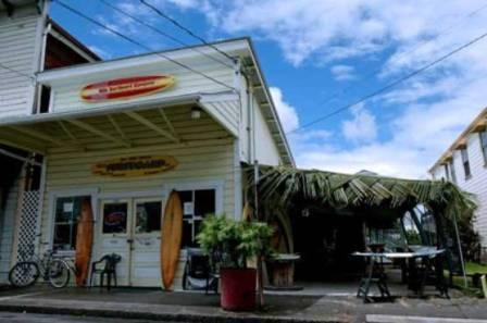 The Hilo Surfshop Co. located at 84 Ponahawai St., Hilo, Hawaii 808-934-0925
