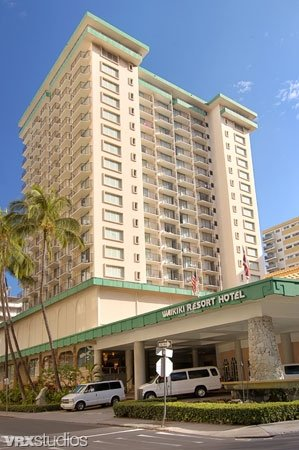 The Waikiki Resort Hotel