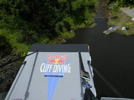Red Bull Cliff Diving Championships - Hilo, Hawaii