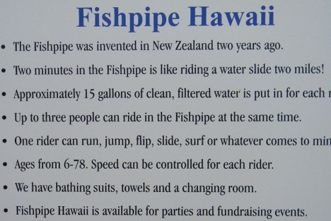 Fishpipe Hawaii