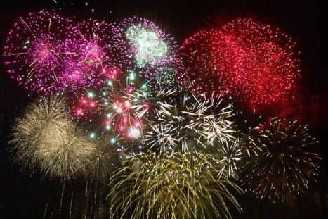 Hilo Bay Fireworks