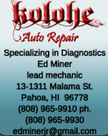 Kolohe Auto Repair