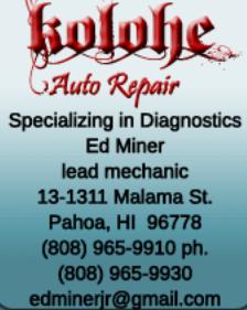 Kolohe Auto Repair