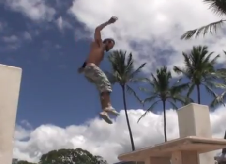 Parkour Hawaii
