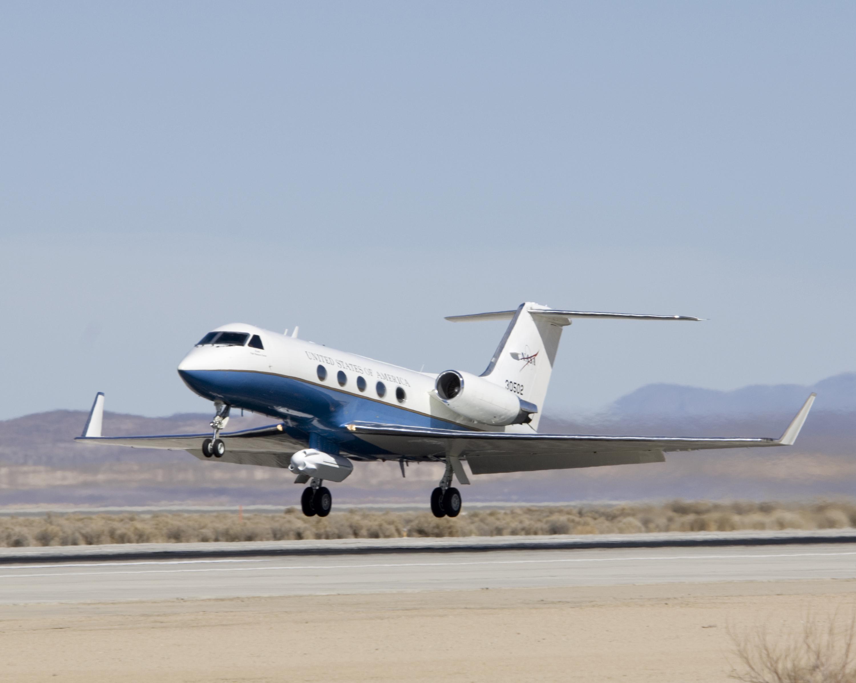 NASA's Gulfstream-III | Hawaii News and Island Information