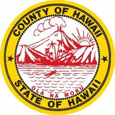 Hawaii County Logo