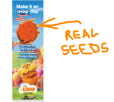 Lorax Real Seeds