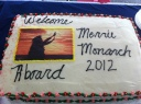 A cool little Merrie Monarch cake!