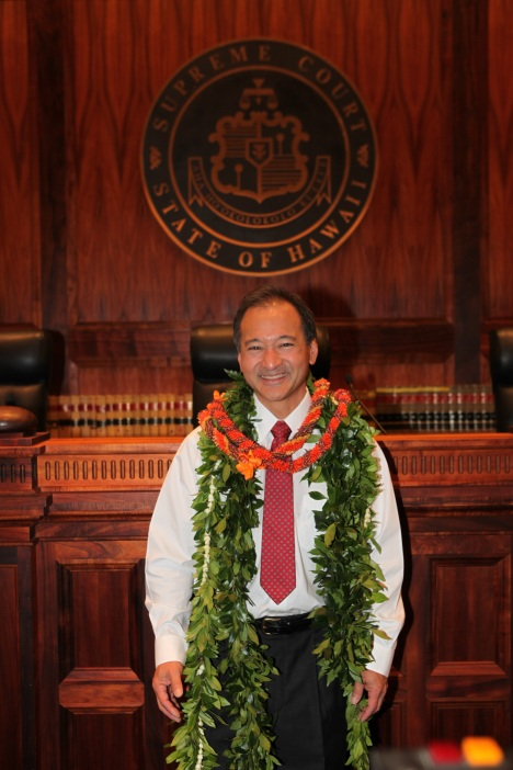 Judge Dean E. Ochiai