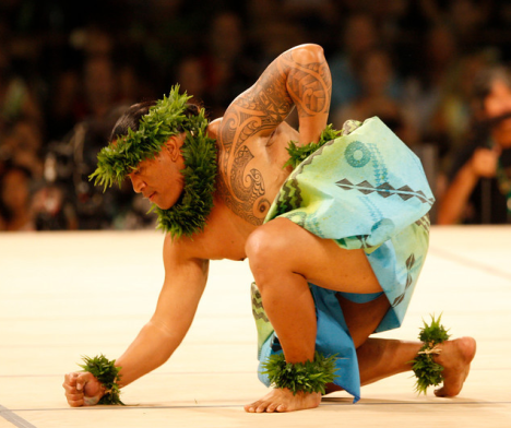 Merrie Monarch Dance