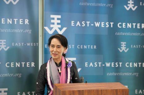 Aung San Suu Kyi's 5