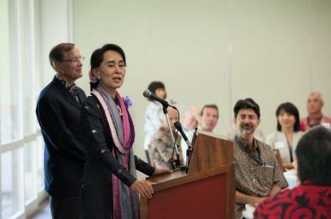 Aung San Suu Kyi's 6