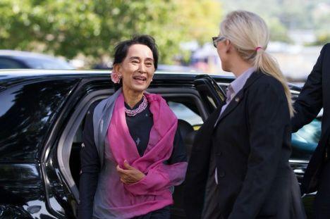 Aung San Suu Kyi's 7