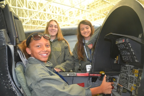 Flight School for Girls 2
