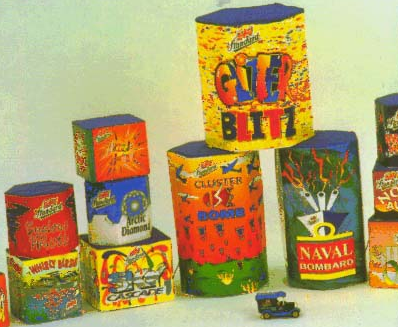 Old Fireworks