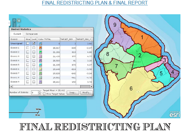 Re Districting >> Hawaii County Redistricting | Hawaii News and Island Information