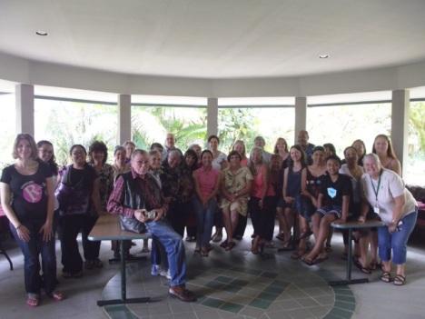 Hospice of Hilo honored it's volunteers last week.