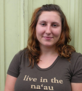 Instructor Eliza Cahill, courtesy Waimea Artists Guild