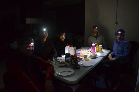 Night Light Dinner photo by Sian