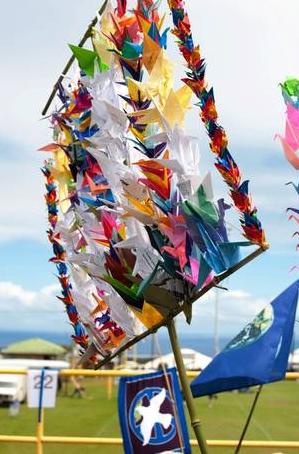 Peace Day Cranes