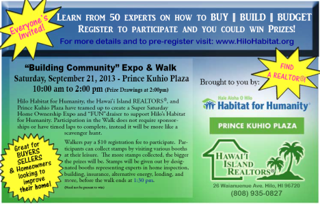 Building Community Expo