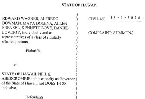 HELCO Lawsuit