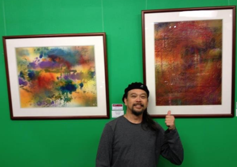 Jimmy Tablante and some of his works