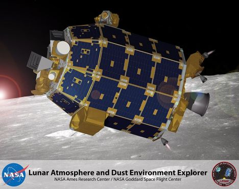 LADEE (Lunar Atmosphere and Dust Environment Explorer)