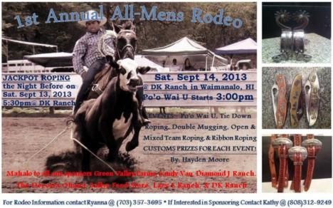 Men's Rodeo