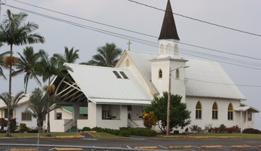Pahoa Sacred Heart Church