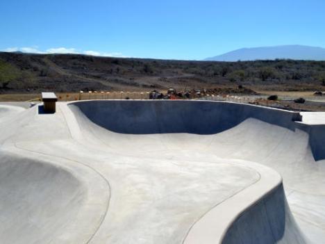 Waikoloa Skate Park