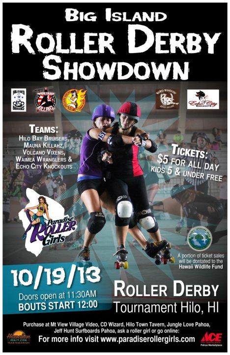 Roller Derby 1019