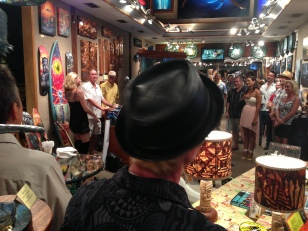 Wyland Gallery Signing 063