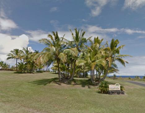 Seaview Park Sign