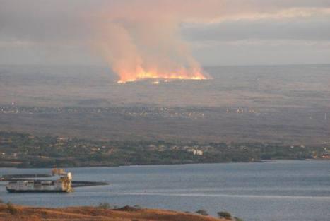 Waikoloa Fire