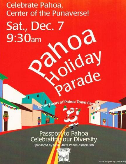2013 Pahoa Parade