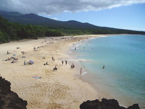 Makena State Recreation Area