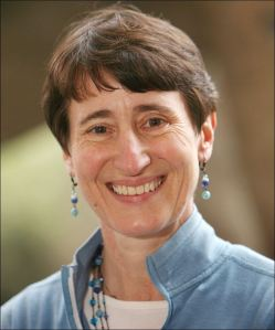 Secretary of the Interior Sally Jewell
