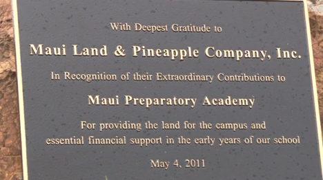 Maui Land and Pineapple