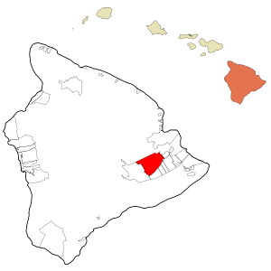 Mountain View Hawaii